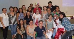 Curso Técnico de Enfermagem da ETEC Jales, promoveu palestras na Semana da Enfermagem