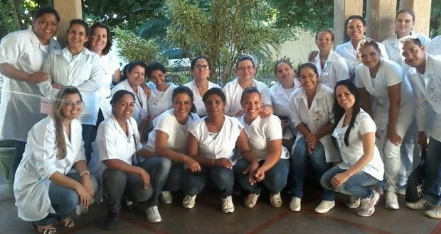 Curso Técnico de Enfermagem realiza Visita Técnica em Paranaíba