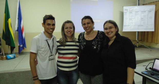 Palestra  sobre Modelo de Negócios Canvas,  para participantes do Desafio Inova Paula Souza 2014
