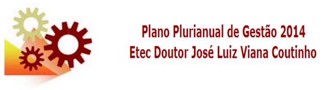 Plano Plurianual de Gestão 2014