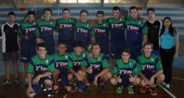 Etec de Jales participa, com êxito, nos Jogos Escolares do Estado de São Paulo.