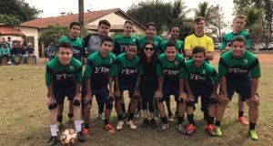 5° Copa de Futebol de mini campo