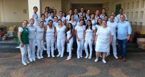 Alunos do curso de Técnico em Enfermagem da Etec de Jales arrecadam mais de 3 toneladas de alimentos para doação para a Santa Casa de Jales