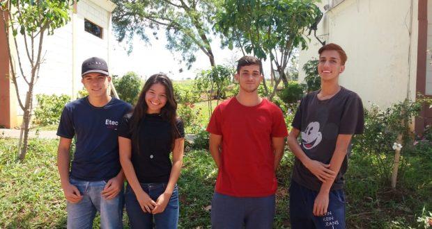 Alunos da Etec Dr. José Luiz Viana Coutinho do curso de Agropecuária Integrado ao Ensino Médio  , foram classificados para Segunda Fase da OBMEP (Olimpíada Brasileira de Matemática nas Escolas Publica).