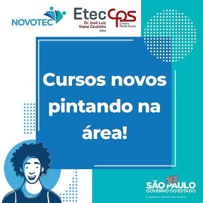 ETEC OFERECERÁ CURSOS DE QUALIFICAÇÃO BÁSICA NO 2º SEM/2020