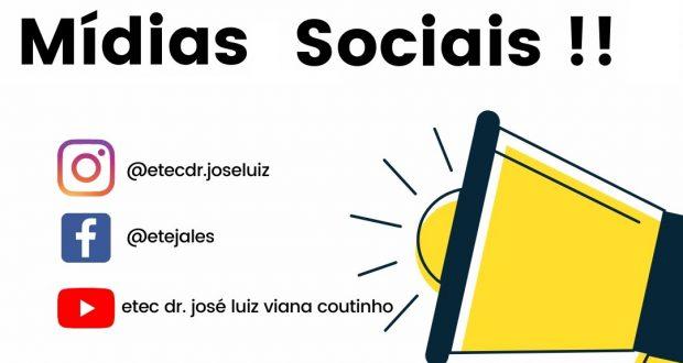 Mídias Sociais da Etec Jales