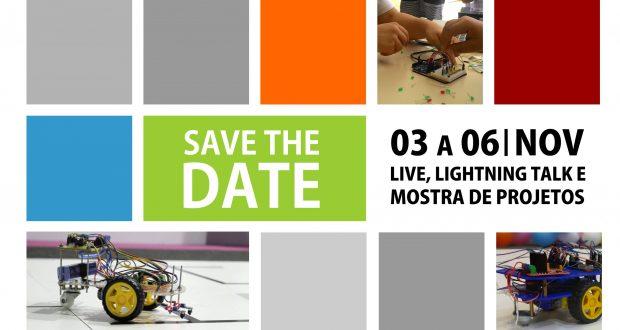 1ª Semana de Tecnologia realizada pela equipe de Robótica do Centro Paula Souza